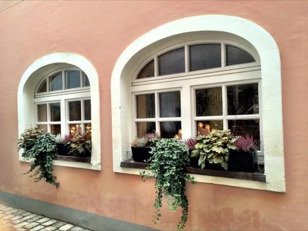 window boxes Passau