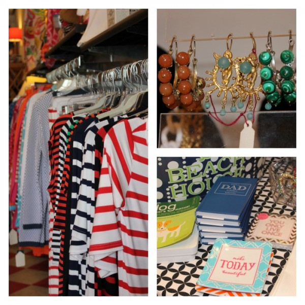 Delray beach shopping Collage