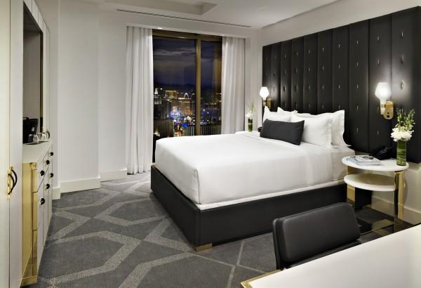 Delano Las Vegas - Penthouse Master Bedroom