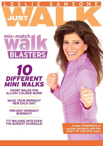 just walk 10 different mini walks