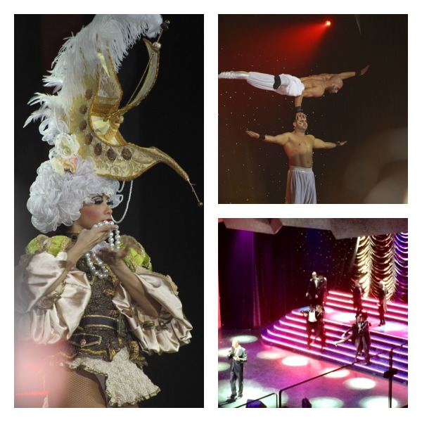shows Collage