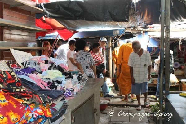 underwear at the market