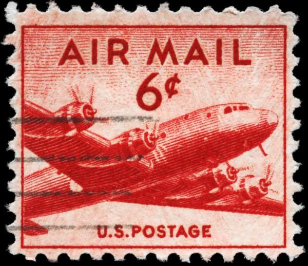 USA - CIRCA 1947 Skymaster