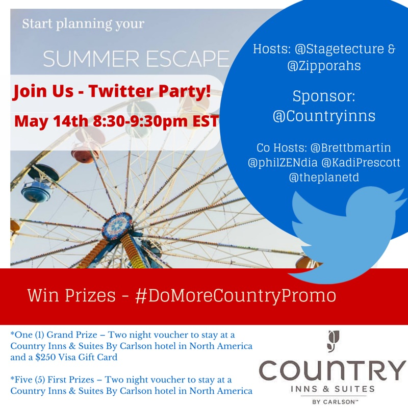 Twitter Party_#DoMoreCountryPromo