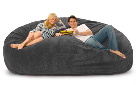 From Italy With Love The Humble History Of The Bean Bag Chair