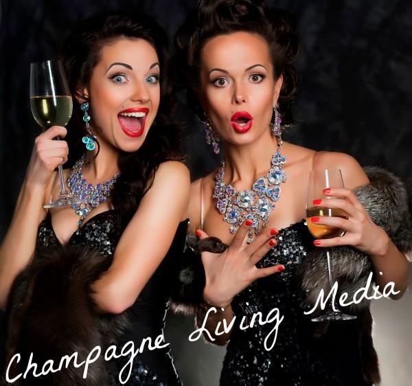 champagne living media