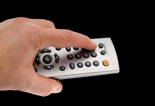 Remote for TV