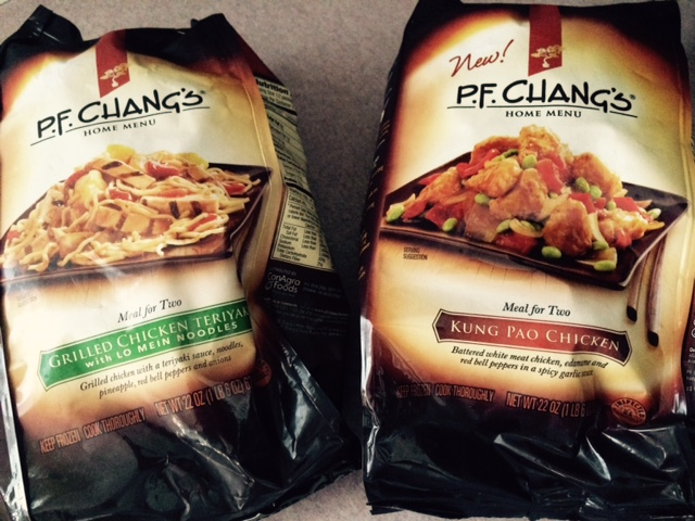 P F Chang's Home Menu