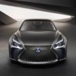Lexus LF-FC on the horizon
