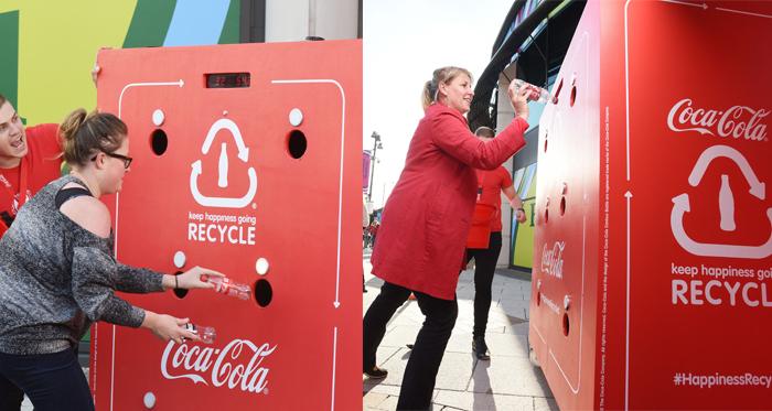 Photo courtesy of Coca-Cola Great Britain