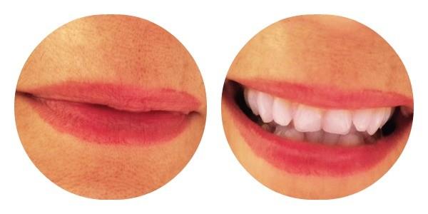 Shy Stiff Upper Lip - lipstain by Younique