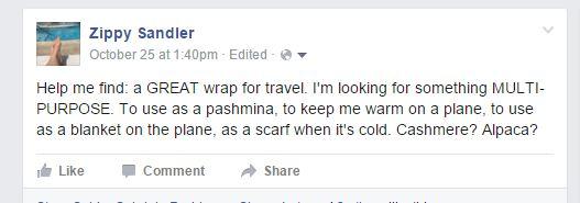 facebook wrap update