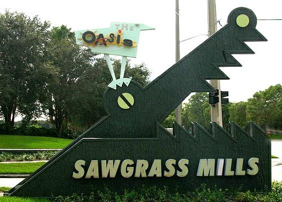 sawgrass gator