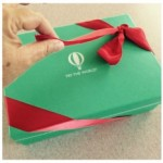Digging into the Try the World Holiday box