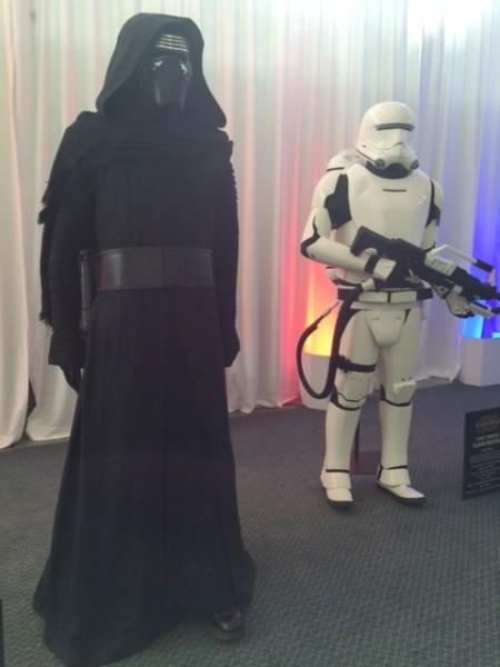 Star WArs Kylo Ren Stormtrooper costumes