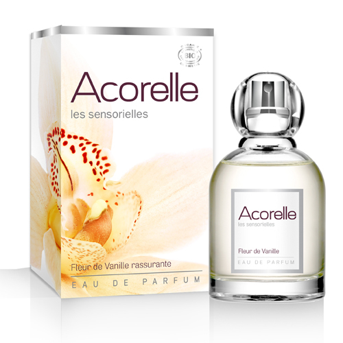 acorelle fleur de vanille