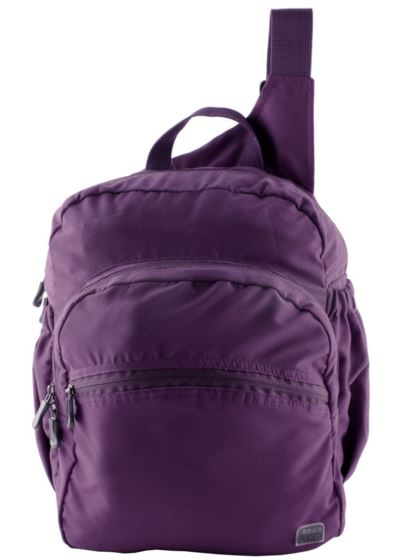 city tote purple