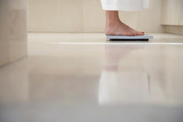 weigh myself