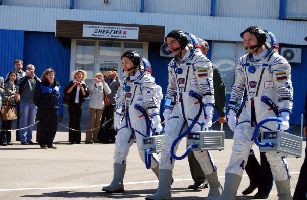 Baikonur, Kazakhstan - Space