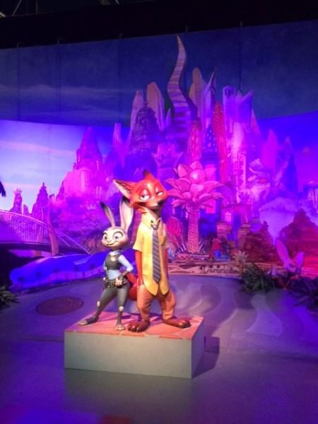 Zootopia at Disney