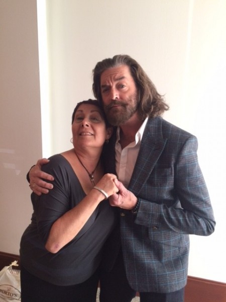 Timothy Omundson and MOI