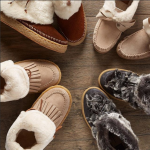 Slippers on, hot chocolate made – let it snow
