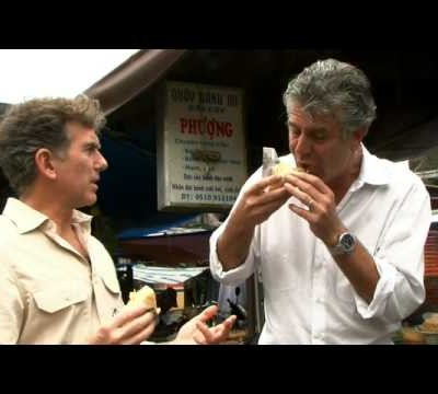 Say it ain't so. The final season episode of No Reservations.