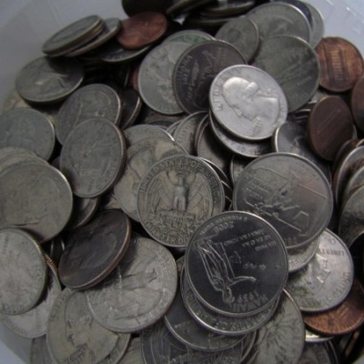 Spare change? (awesome giveaway)