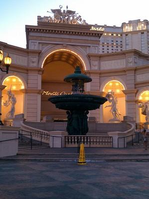No more Las Vegas clichés – Monte Carlo Resort