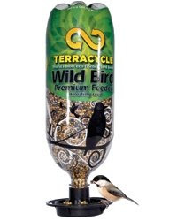 GIVEAWAY – Terracycle Bird Feeder