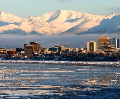 24 Hours in Anchorage