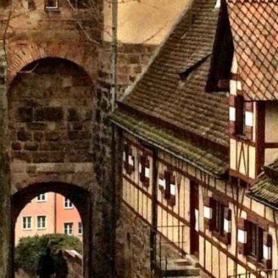 Nuremberg and the Christmas Market