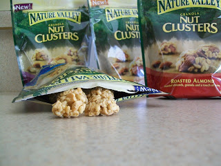Health Nut or Junk Food Junkies – Nature Valley Granola Nut Clusters