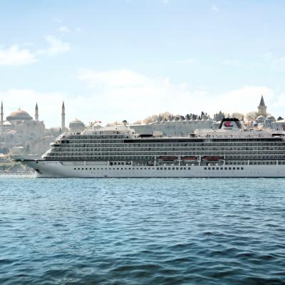 Viking ocean cruises has a STAR