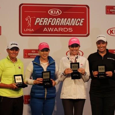 LPGA Kia Performance Awards