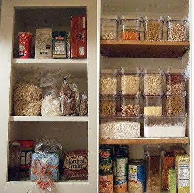 Disorganization is NOT part of the Champagne Living lifestyle – the kitchen