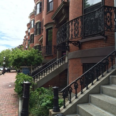 Sunday in the South End – Boston