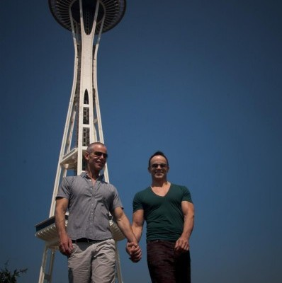 Marry Me in Seattle