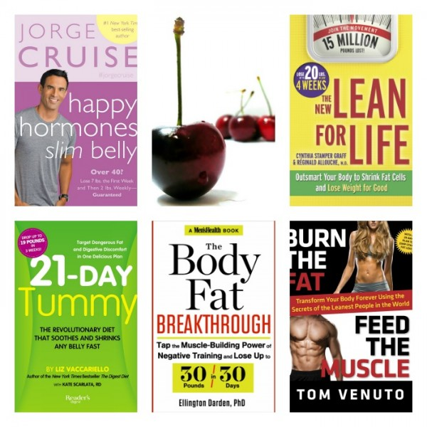 Diet Books for 2014 - what's in my Kindle - Champagne Living