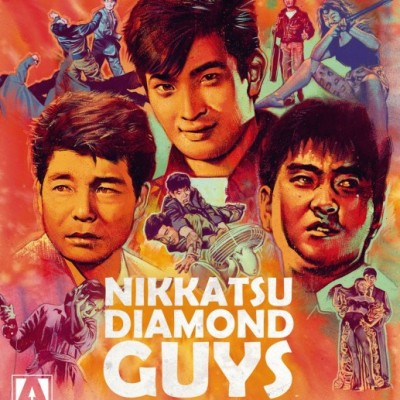 Nikkatsu Diamond Guys – Vol 1