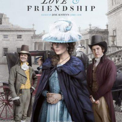 Jane Austen Love Friendship & an Amazon gift card