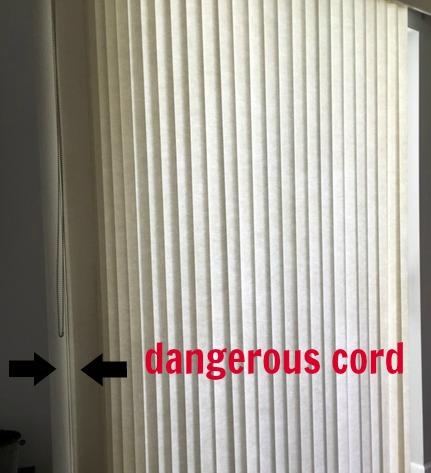 dangerous cord