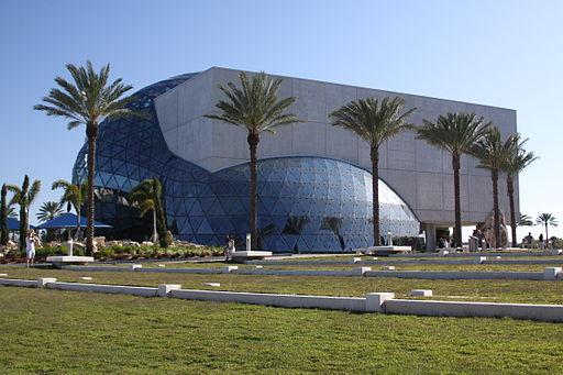 Dali Museum Photo courtesy of: Taty2007 via Wikimedia Commons