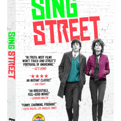 Sing Street comes HOME