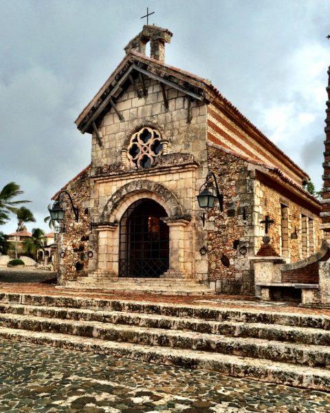 Altos de Chavon at Casa de Campo recreates history