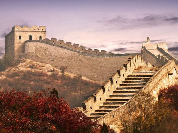 Great Wall Fall