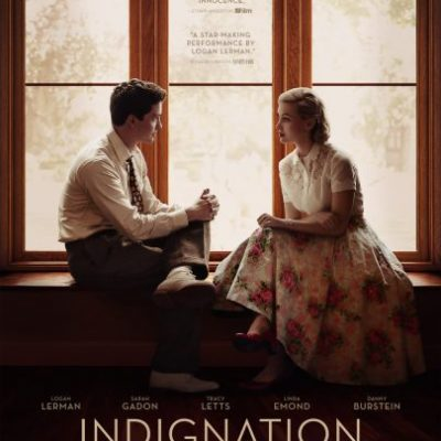 Indignation – a flashback giveaway