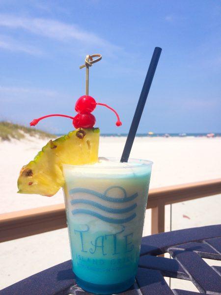 Sandpearl - Blue Pearl