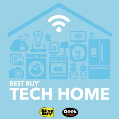 Tech Home arrives at the Mall of America