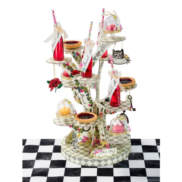 alice-in-wonderland-tree-shaped-cake-stand-treat-stand-party-1